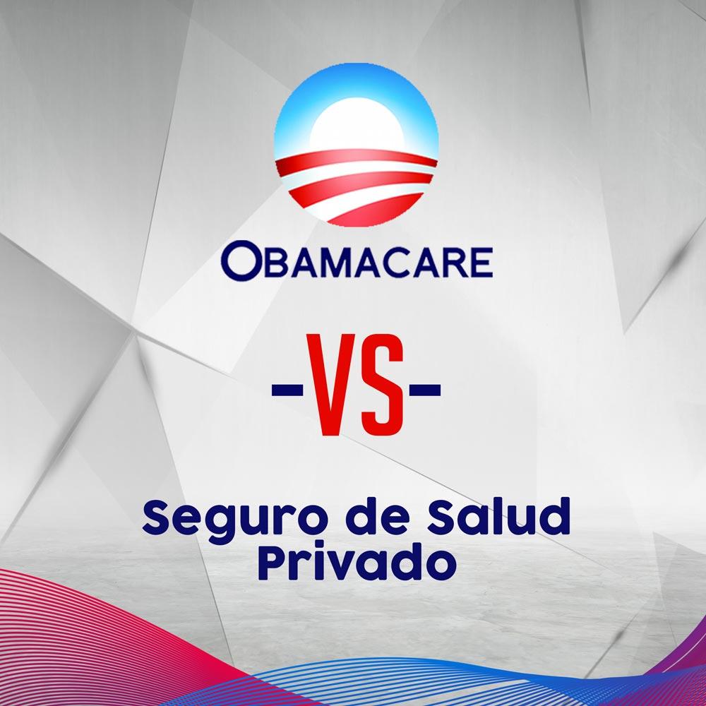 Obamacare en Miami vs seguros privados