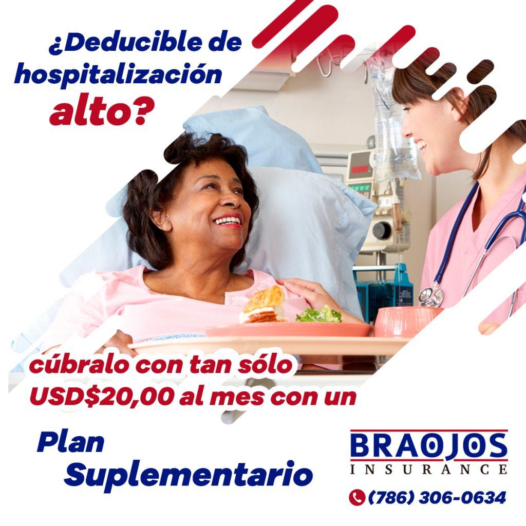 seguros complementarios de salud