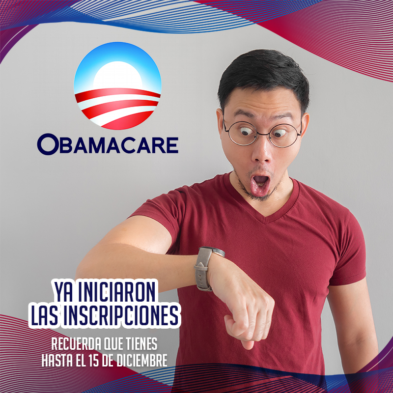 Inscripciones Obamacare 2021